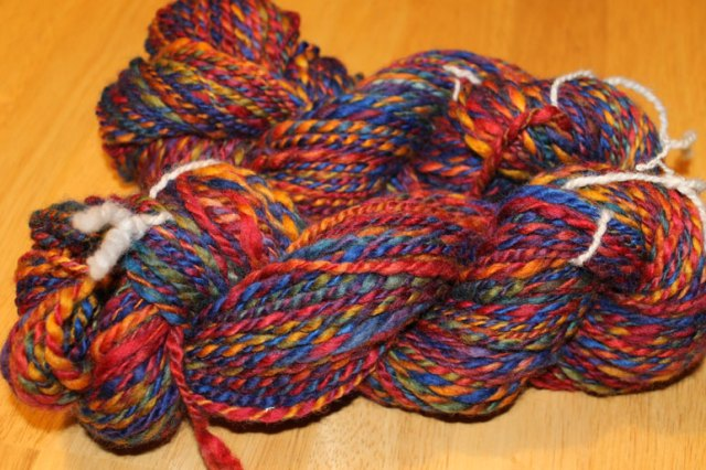 multicolored-yarn