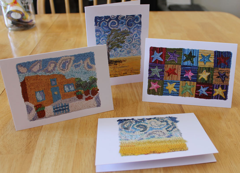 Greeting cards - every day