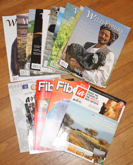 Magazines-to-do