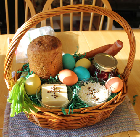 Ukrainian-Easter-Basket