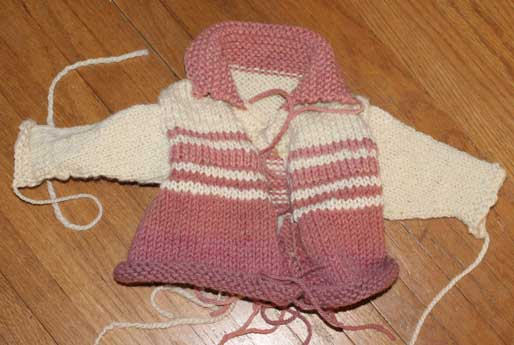 WIP-pink-baby-sweater-2