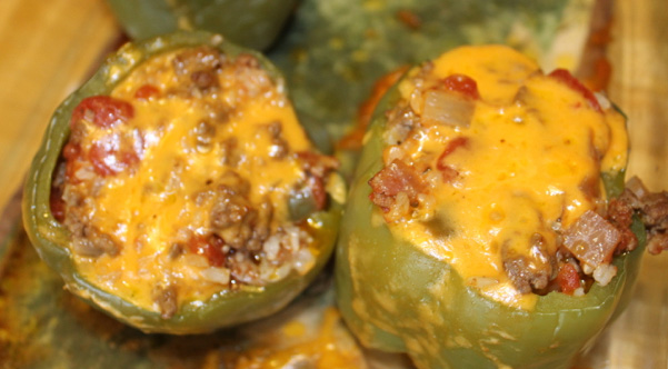 Stuffed Peppers - 1